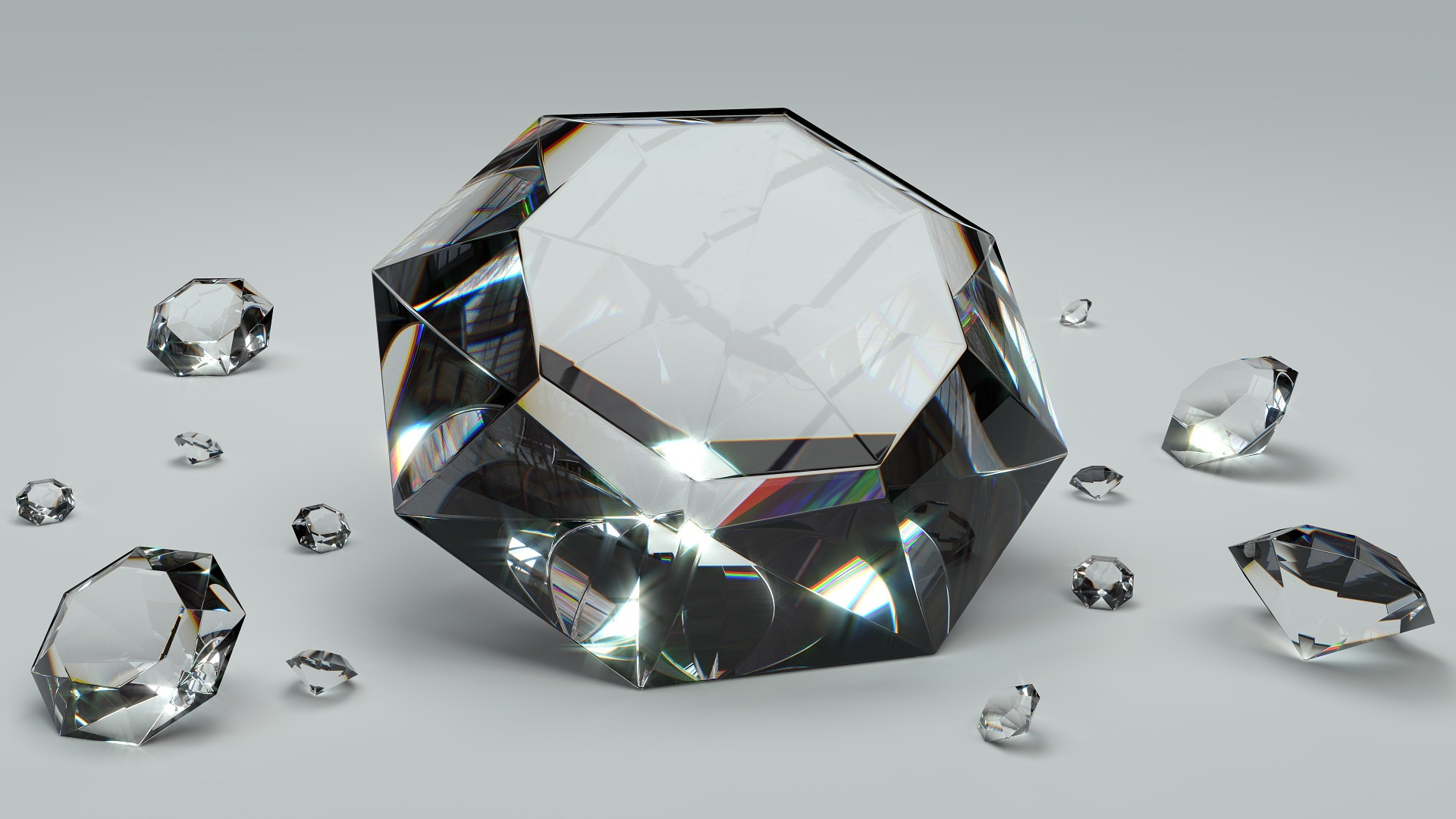 Lab Grown Diamonds at W.K.Chan Jewellers
